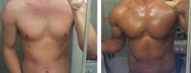 Men Solution novas cápsulas para o aumento da massa muscular